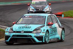 Stefano Comini, Leopard Racing Volkswagen Golf GTI TCR