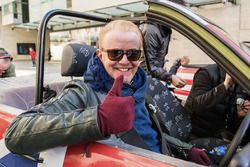 Tournage Top Gear