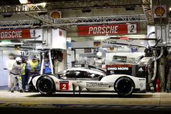 Ромен Дюма, Нил Джани, Марк Либ, #2 Porsche Team Porsche 919 Hybrid