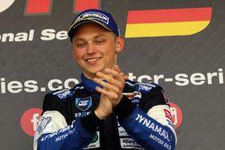 Race winner Mato Homola, Seat Leon B3 Racing Ungheria