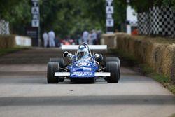 Paul Bason im March-Cosworth 712M