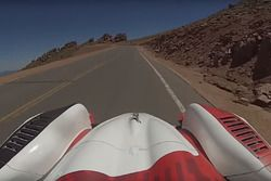 Romain Dumas am Pikes Peak (Screenshot)