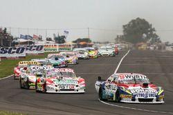 Juan Martin Trucco, JMT Motorsport Dodge, Juan Pablo Gianini, JPG Racing Ford, Juan Marcos Angelini,
