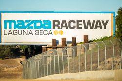 Aspectos del Laguna Seca Raceway