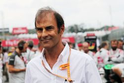 Эмануэле Пирро, судья FIA