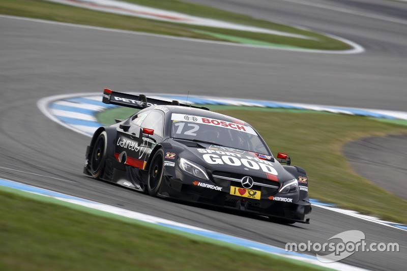 21. Daniel Juncadella, Mercedes-AMG Team HWA, Mercedes-AMG C63 DTM