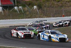 #5 Phoenix Racing, Audi R8 LMS: Nicolaj Moller Madsen, Alessio Picariello