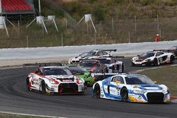 #5 Phoenix Racing Audi R8 LMS: Nicolaj Moller Madsen, Alessio Picariello