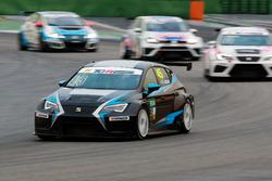 Simon Larsson, Target Competition, SEAT Leon TCR