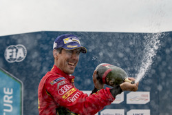 Podium: segundo, Lucas di Grassi, ABT Schaeffler Audi Sport
