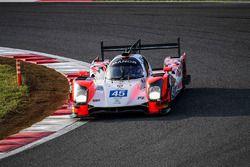 #45 Manor, Oreca 05 - Nissan: Tor Graves, Alex Lynn, Shinji Nakano