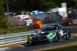 Hubert Haupt, 'Gerwin', Andreas Simonsen, Black Falcon, Mercedes-AMG GT3