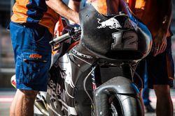 Mekaniker, Thomas Luthi KTM RC 16