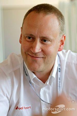 Stefan Dreyer, Head of LMP Audi Sport
