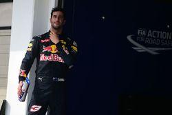 Startplatz 3: Daniel Ricciardo, Red Bull Racing