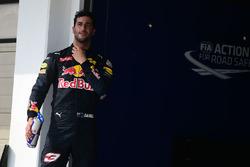 Le troisième Daniel Ricciardo, Red Bull Racing