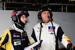 Jack Leconte, Larbre Competition team manager