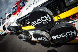 Historischer Rallye-Audi