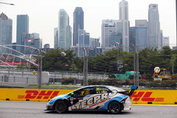 Rafaël Galiana, Target Competition, Honda Civic TCR