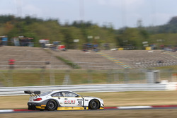#98 Rowe Racing, BMW M6 GT3: Martin Tomczyk, Tom Blomqvist, Stef Dusseldorp