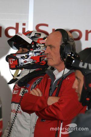 Dr. Wolfgang Ullrich, Capo di Audi Sport