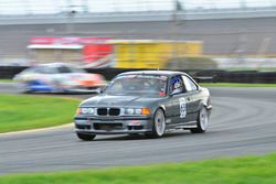 #63 MP3A BMW M3 driven by John Pasch of TLM Racing