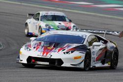 Lamborghini Huracan S.GTCup #114, Yuri Nemoto-Tong Liang