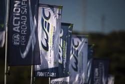 FIA World Endurance Championship vlaggen