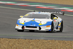 Lamborghini Huracan S.GTCup #106, Nemoto-Costa, Vincenzo Sospiri Racing