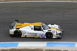 #15 RLR Msport Ligier JSP3 - Nissan: Morten Dons, Anthony Wells, Alisdair McCaig