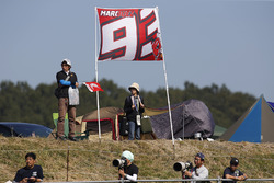 Marc Márquez, Repsol Honda Team, fans
