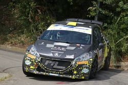 Marco Runfola, Marco Pollicino, Peugeot 208 R R5