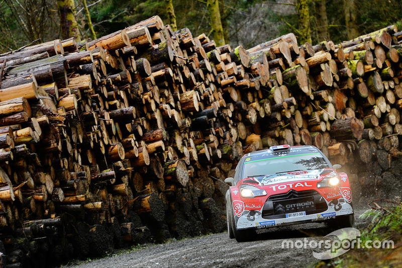 Quentin Gilbert, Renaud Jamoul, Citroën DS3 WRC