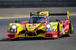#30 Extreme Speed Motorsports, Ligier JS P2 Nissan: Antonio Giovinazzi, Sean Gelael, Giedo Van der G