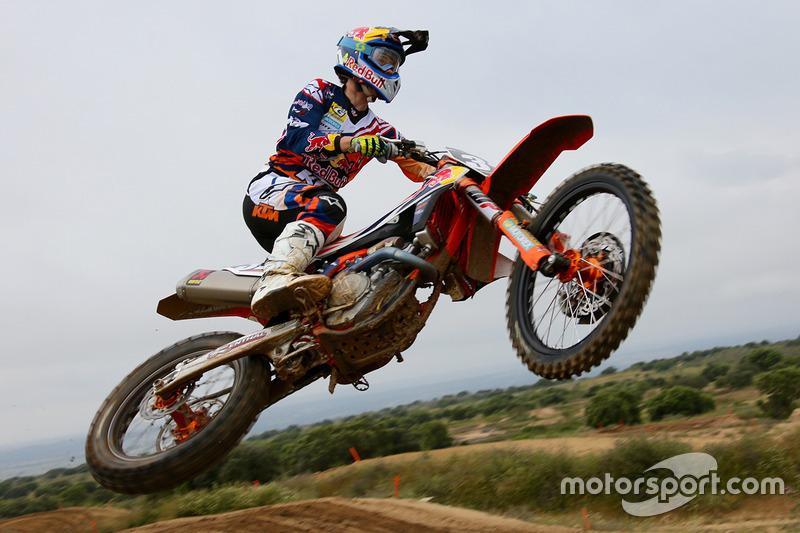 Jorge Prado, KTM
