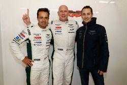GTE AM polesitters #98 Aston Martin Racing Aston Martin Vantage GTE: Paul Dalla Lana, Pedro Lamy, Mathias Lauda