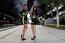 Hot grid girls