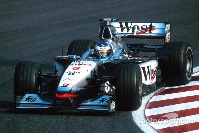 1998: McLaren MP4/13 Mercedes