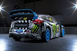 Ken Block, livrea Ford Hoonigan Racing Division