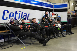 #47 Cetilar Villorba Corse Dallara team members