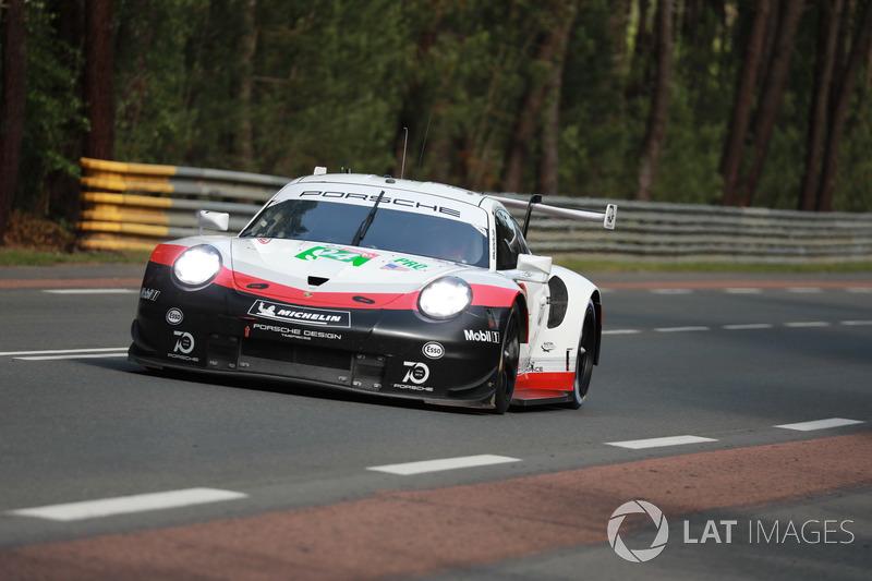 8. LMGTE-Pro: #94 Porsche GT Team, Porsche 911 RSR