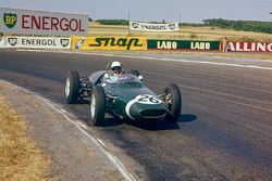 Stirling Moss, Rob Walker Racing Team, Lotus 18/21