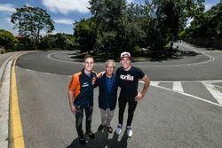 Salvador Cañellas, Pol Espargaro, Red Bull KTM Factory Racing, Aleix Espargaro, Aprilia Racing Team Gresini