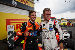 Race winner Dorian Boccolacci, MP Motorsport, second place Anthoine Hubert, ART Grand Prix