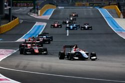 Pedro Piquet, Trident and Callum Ilott, ART Grand Prix