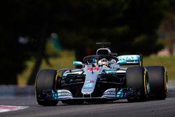 Lewis Hamilton wygrał GP Francji w 2018 r