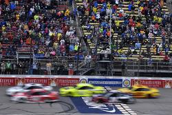 Ryan Blaney, Team Penske, Ford Fusion DEX Imaging, Brad Keselowski, Team Penske, Ford Fusion Miller