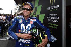 Podium : Valentino Rossi, Yamaha Factory Racing