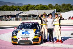 Mike Parisy, Gilles Vannelet - Porsche Cayman CD Sport
