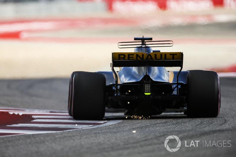 11. Ніко Хюлькенберг, Renault Sport F1 Team RS17 - 34